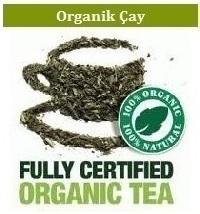 organik çay