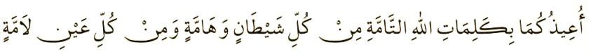 haşerat duası